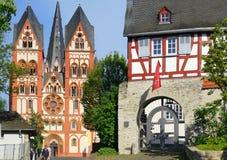Limburg Cathedral Royalty Free Stock Photo