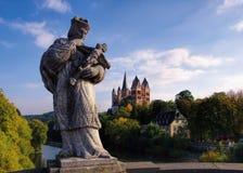 Limburg cathedral Stock Image