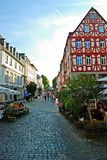 Limburg An Der Lahn city in Germany view Stock Photo
