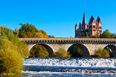 Limburg ein der Lahn, Deutschland Lizenzfreies Stockbild