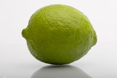 Lime. Ripe lime thats green color Stock Image