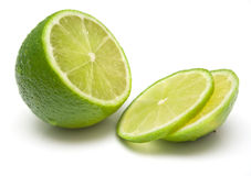 Lime 2 Royalty Free Stock Photo