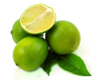 Lime. stock images