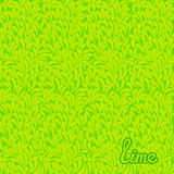 Lime abstract pattern Stock Photos