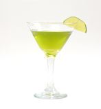 Lime Beverage Stock Images