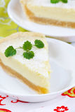 Lime cake Royalty Free Stock Image