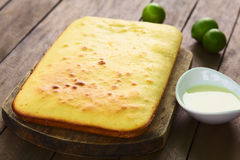 Free Lime Cake Stock Photo - 42601240