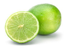 Lime citrus Stock Images