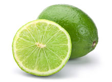 Lime citrus fruit Royalty Free Stock Photo
