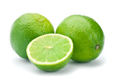 Lime citrus fruit Royalty Free Stock Photos