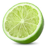 Lime citrus fruit Stock Photography
