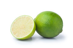 Lime citrus fruit Stock Image