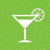 Lime cocktail icon Stock Photo
