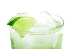 Lime coctail Stock Photography