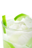 Lime coctail Royalty Free Stock Photography