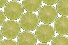 Lime composition Stock Photo