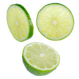 Lime designer's set. Stock Photography