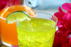 Lime Drink Royalty Free Stock Photo