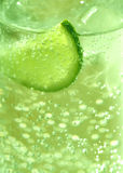 Lime Drink Royalty Free Stock Images