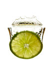 Lime drop Stock Photos