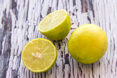 Lime. Fresh and organic lime close up stock photo Stock Images