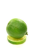 Lime fruit Stock Image