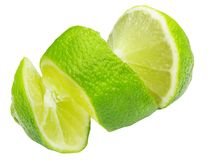 Lime fruit Stock Photography