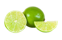 Lime fruit Stock Images