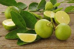 Lime fruit Royalty Free Stock Image