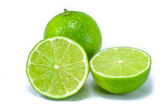 Lime fruits royalty free stock images