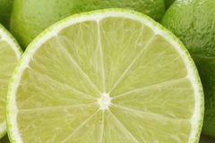 Lime fruits Royalty Free Stock Photography
