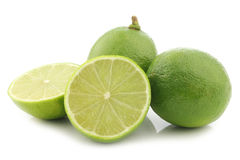 Lime fruits Royalty Free Stock Photo