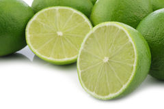Lime fruits Royalty Free Stock Photos