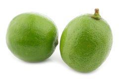 Lime fruits Stock Photography