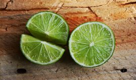 Lime - Green Citrus Royalty Free Stock Photo