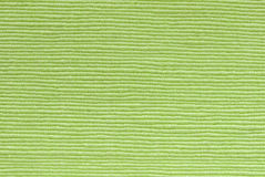 Lime green fabric texture. Closeup of the lime green fabric texture Royalty Free Stock Photos