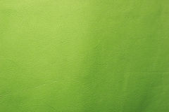 Lime green leather background Stock Photo