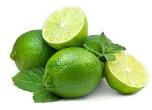 Lime. stock photo