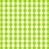 Lime Green Tablecloth Seamless Pattern Stock Images
