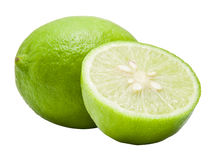 A Lime and A Half Royalty Free Stock Image