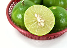 A lime and a half Stock Photo