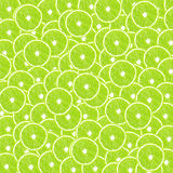 Lime halves background Royalty Free Stock Photo