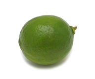 Lime, isolated Royalty Free Stock Photography