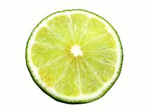 Lime. Isolated royalty free stock photo