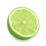 Lime isolated Royalty Free Stock Image