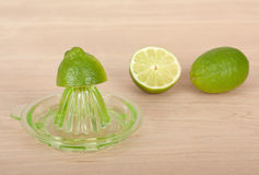 Lime Juice Royalty Free Stock Image