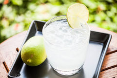 Lime juice Stock Photos