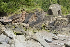 Lime Kiln Royalty Free Stock Photography
