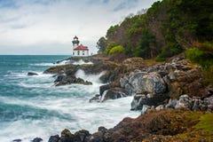 Free Lime Kiln Lighthouse Stock Image - 28736141