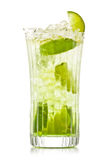 Lime Libre Cocktail Royalty Free Stock Photos